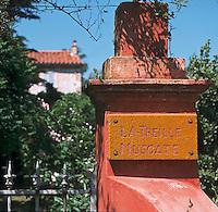 """Europe/France/Provence-Alpes-Côte d'Azur/83/Var/Saint-Tropez: """"La Treille Muscate"""", maison de Colette"""