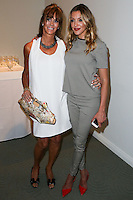 BEVERLY HILLS, CA, USA - JUNE 28: Actress Katie Cassidy (R) and mother Sherry Williams (L) attend the Genlux Magazine Summer 2014 Issue Release Party held at the Luxe Hotel on June 28, 2014 in Beverly Hills, California, United States. (Photo by Xavier Collin/Celebrity Monitor)