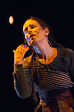 On Behalf of Nature, Meredith Monk, Lyceum, EIF