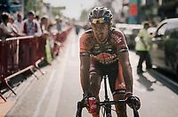 David Boucher's (BEL/Pauwels sauzen - Vastgoedservice) post-race face<br /> <br /> 92nd Schaal Sels 2017 <br /> 1 Day Race: Merksem > Merksem (188km)