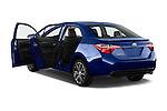 Car images of 2016 Toyota Corolla S Premium 4 Door Sedan Doors