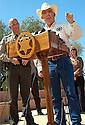 Larry Dever Sheriff Cochise County AZ