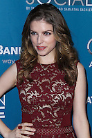 """WESTWOOD, LOS ANGELES, CA, USA - MARCH 22: Anna Kendrick at the Geffen Playhouse's Annual """"Backstage At The Geffen"""" Gala held at Geffen Playhouse on March 22, 2014 in Westwood, Los Angeles, California, United States. (Photo by Xavier Collin/Celebrity Monitor)"""