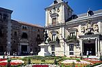 Spanien, Kastilien, Madrid: Plaza de la Villa mit Casa de la Villa - Rathaus | Spain, Castile, Madrid: Plaza de la Villa with Casa de la Villa - cityhall
