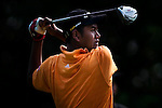 SHENZHEN, CHINA - OCTOBER 29:  Mohd Iszaimi of Malaysia plays his tee shot on the 2nd hole during the day one of Asian Amateur Championship at the Mission Hills Golf Club on October 29, 2009 in Shenzhen, Guangdong, China.  (Photo by Victor Fraile/The Power of Sport Images) *** Local Caption *** Mohd Iszaimi
