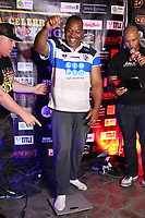 ATLANTIC CITY, NJ - JUNE 10 : Tim Witherspoon at Celebrity Boxing weigh in at The Show Boat Hotel in Atlantic City New Jersey June 10, 2021 Credit: Star Shooter/MediaPunch
