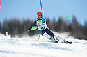 06/01/2019 under 14 girls slalom run 2