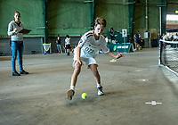 Rotterdam, Netherlands, November 17, 2019, RDM werf, Onderzeebootloods, Ballkids selection day for ABNAMROWTT 2020,  <br /> Photo: Tennisimages/Henk Koster