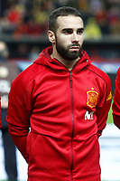 Spain's Daniel Carvajal during FIFA World Cup 2018 Qualifying Round match. March 24,2017.(ALTERPHOTOS/Acero) /NortePhoto.com