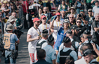 Marcel Kittel (DEU/QuickStep Floors) wins his 3rd stage in this Tour and regains the green jersey<br /> <br /> 104th Tour de France 2017<br /> Stage 7 - Troyes › Nuits-Saint-Georges (214km)