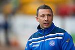 St Johnstone v Rangers....05.04.11 .Derek McInnes.Picture by Graeme Hart..Copyright Perthshire Picture Agency.Tel: 01738 623350  Mobile: 07990 594431