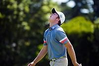 Cameron Harlock. Day three of the Brian Green Property Group NZ Super 6s Manawatu at Manawatu Golf Club in Palmerston North, New Zealand on Saturday, 27 February 2021. Photo: Dave Lintott / lintottphoto.co.nz