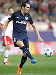 Atletico de Madrid's Diego Godin during Champions League 2015/2016 match. September 30,2015. (ALTERPHOTOS/Acero)