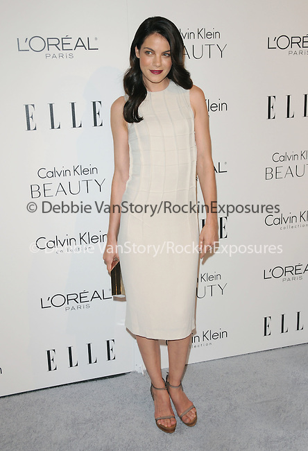 Michelle Monaghan walks the carpet as Elle Honors Hollywood's Most Esteemed Women in the 17th Annual Women in Hollywood Tribute held at The Four Seasons Beverly Hills in Beverly Hills, California on October 18,2010                                                                               © 2010 VanStory/Hollywood Press Agency