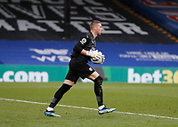 10/13th March 2021; Selhurst Park, London, England; English Premier League Football, Crystal Palace versus West Bromwich Albion; Goalkeeper Sam Johnstone of West Bromwich Albion