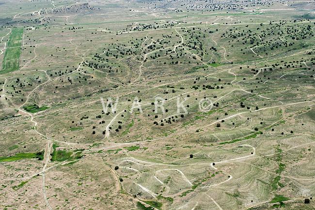 Dirt bike trails west of Pueblo, Colorado. Aug 2014. 810466