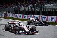 July 2nd 2021; F1 Grand Prix of Austria, free practise sessions;  47 SCHUMACHER Mick (ger), Haas F1 Team VF-21 Ferrari, 22 TSUNODA Yuki (jap), Scuderia AlphaTauri Honda AT02