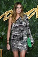 Yasmin Le Bon<br /> arriving for The Fashion Awards 2018 at the Royal Albert Hall, London<br /> <br /> ©Ash Knotek  D3466  10/12/2018