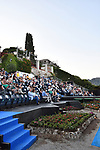 Sul Belvedere di Villa Rufolo, <br /> Slovenian Philharmonic Orchestra<br /> Direttore Charles Dutoit<br /> Martha Argerich, pianoforte <br /> <br /> Musiche di Stravinsky, Prokofiev