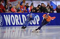 SPEEDSKATING: ERFURT: 21-01-2018, ISU World Cup, photo: Martin de Jong