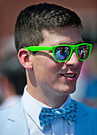 August 29, 2015 : Scenes from around the track as American Pharoah fans crowd the rail for Travers Stakes Day at Saratoga Race Course in Saratoga Springs, NY. Scott Serio/ESW/CSM