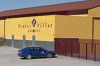 bodegas frutos villar , cigales spain castile and leon