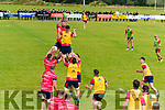 Munster squad open training session in the Aghadoe, Killarney last Friday.
