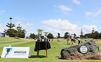 General View during during the finals of the New Zealand Amateur Golf Championship, Poverty Bay Golf Course, Awapuni Links, Gisborne, Sunday 25 October 2020. Photo: Simon Watts/www.bwmedia.co.nz