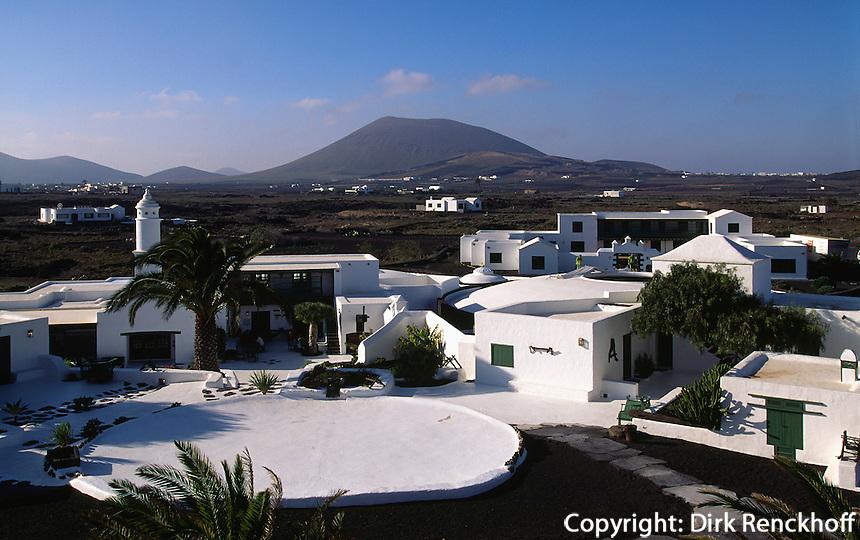 bei Mozaga, Casa Museo del Campesino, Lanzarote, kanarische Inseln, Spanien