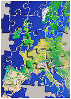 Puzzle, Changing Europe