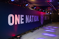 Orlando, FL - Friday Oct. 06, 2017: Player Tunnel, Orlando City Stadium during a 2018 FIFA World Cup Qualifier between the men's national teams of the United States (USA) and Panama (PAN) at Orlando City Stadium.