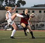 JSerra Catholic soccer vs. Rosary High School.