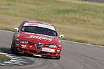 Alfa Romeo Championship : Rockingham : 17 July 2010