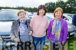 Attending the Ballyheigue Pattern Day Mass on Sunday.<br /> L to r: Mary Boyle (Castlemaine), Liz O'Donnell (Listowel) and Josephine O'Connor (Castlemaine).