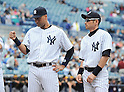 MLB: spring training game - New York Yankees vs Pittsburgh Pirates