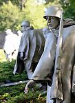 Korean war memorial Washington DC, Fine Art Photography by Ron Bennett, Fine Art, Fine Art photo, Art Photography,