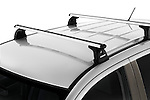 Sport roof rack on a 2011 Mitsubishi Outlander Sport SE