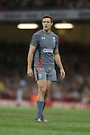Ashley Beck<br /> <br /> Dove Men Series 2013<br /> Wales v Tonga<br /> Millennium Stadium - Cardiff<br /> 22.11.13<br /> ©Steve Pope-SPORTINGWALES