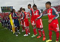 Toronto FC vs New England Revolution October 22 2011