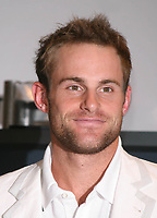 New York, New York  3-24-08<br /> Andy Roddick at Bloomingdale's  <br /> for Lacoste's 75th anniversary.<br /> Photo By John Barrett/PHOTOlink