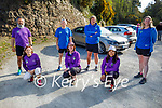 The Loopers going for a run in Glanageenty on Friday morning. Front l to r: Julie Byrne, Niamh Abeyta and Arlene Mahoney. Back l to r: Colm McCarthy, Brian Byrne, Rory Giles and Margaret Casey.