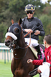 October 02, 2016, Chantilly, FRANCE - King of Spades with Christophe Soumillon up at the Qatar Prix Jean-Luc Lagardere (Grand Criterium) (Gr. I) at  Chantilly Race Course  [Copyright (c) Sandra Scherning/Eclipse Sportswire)