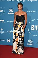 Nina Toussaint White<br /> arriving for the British Independent Film Awards 2018 at Old Billingsgate, London<br /> <br /> ©Ash Knotek  D3463  02/12/2018