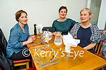 Joanne Rothwell, Martha and Edel Casey enjoying the evening in Bella Bia on Thursday.