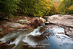 Rock Run in the Loyalsock State Forest, Pennsylvania