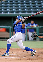 Jose Bonilla / AZL Royals playing against the AZL Angels at Tempe Diablo Stadium - 07/30/2008..Photo by:  Bill Mitchell/Four Seam Images
