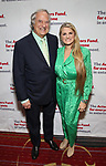 Stewart F. Lane and Bonnie Comley attends The Actors Fund Annual Gala at Marriott Marquis on April 29, 2019  in New York City.