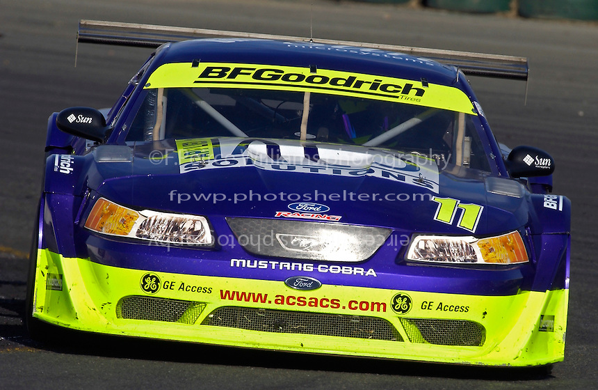 Mike Davis  #11  ACS Ford Mustang