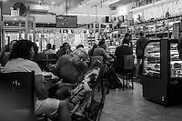 La Gran Uruguaya is a cafeteria in Jackson Heights which is very popular between the local Uruguayan community. Queens, New York.