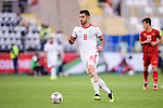 Morteza Pouraliganji of Iran in action during the AFC Asian Cup UAE 2019 Group D match between Vietnam (VIE) and I.R. Iran (IRN) at Al Nahyan Stadium on 12 January 2019 in Abu Dhabi, United Arab Emirates. Photo by Marcio Rodrigo Machado / Power Sport Images